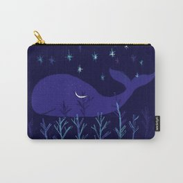 Whale Night Carry-All Pouch