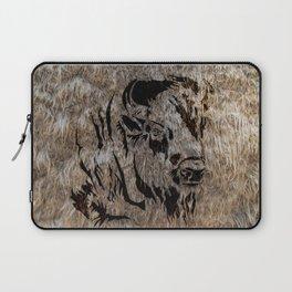 American bizon Laptop Sleeve