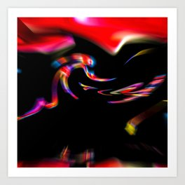 Abstract Perfection 39 Art Print