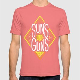 Sun's Out Guns Out T-shirt