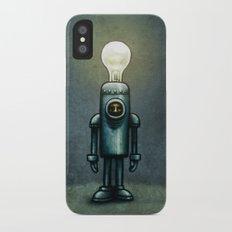 Mr. Bulb iPhone X Slim Case