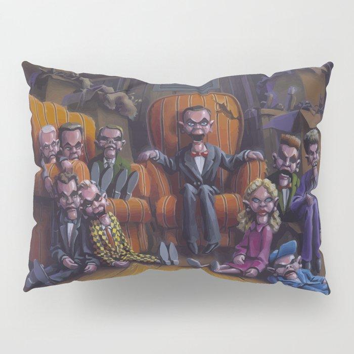 Night of the Living Dummy III Pillow Sham