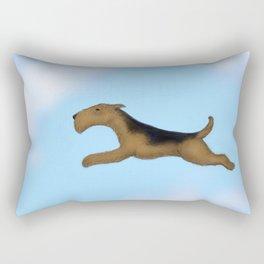 Aire-born Rectangular Pillow