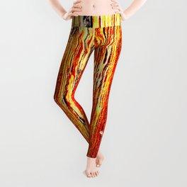 Sunburned Wall Leggings