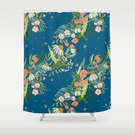 Flower Fairies Shower Curtain