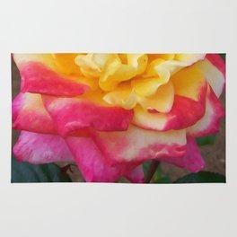 Floral Print 104 Rug