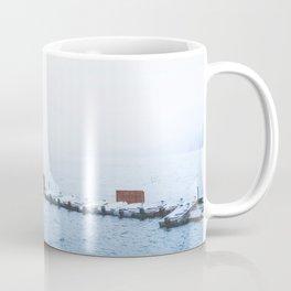 347. Quiet Minnewanka, Banff, Canada Coffee Mug