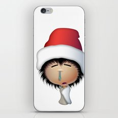 Mr. Zhong: Chilly iPhone & iPod Skin