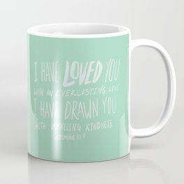 Everlasting Love x Mint Coffee Mug