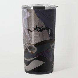 Anubis and Bastet Travel Mug
