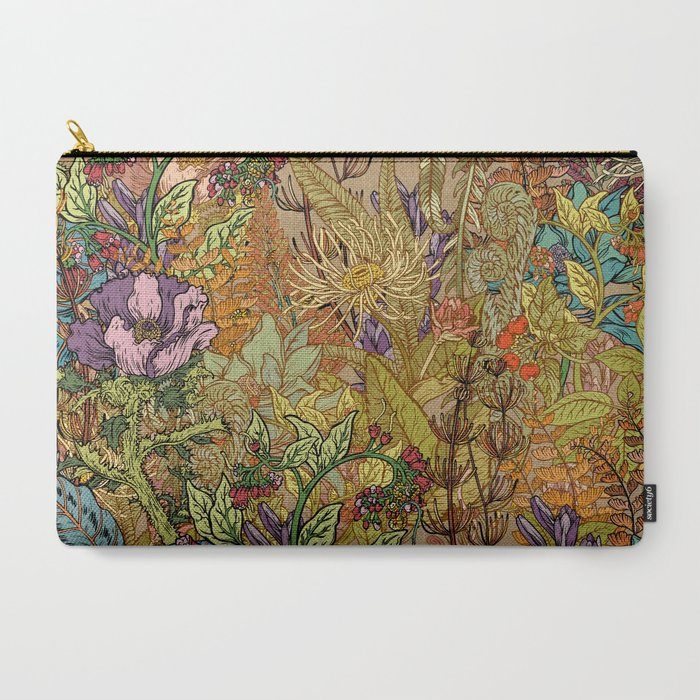 Floral_Garden_CarryAll_Pouch_by_Beery_Method__Large_125_x_85