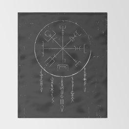 Rune Dreaming Throw Blanket