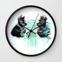 Watercooler II Wall Clock