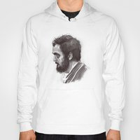 stanley kubrick Hoodies featuring Stanley Kubrick by Laurent Samani