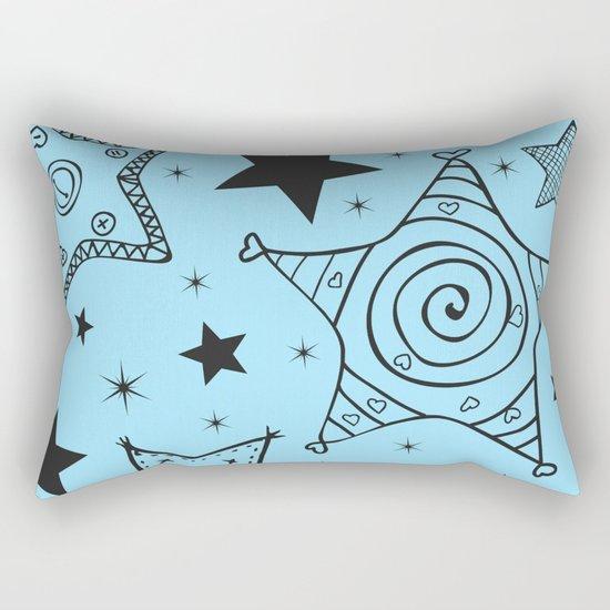 Stars Are AMAZING Rectangular Pillow
