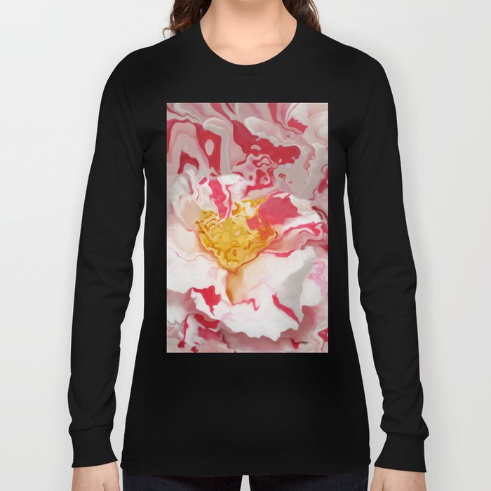 Blossoms in Mind Long Sleeve T-shirt
