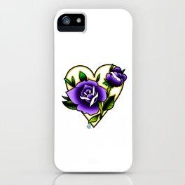 I Need U iPhone Case
