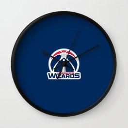 WASHINGTON NBA LOGO Wall Clock
