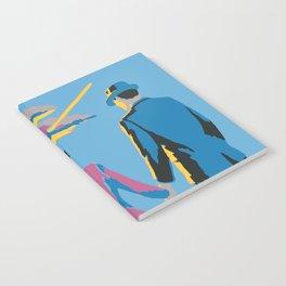 Handbook for the Recently Deceased Notebook