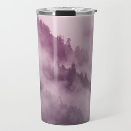 Purple Haze in the Smokey Mountains Travel Mug