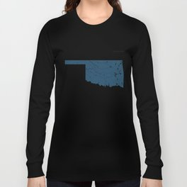 Oklahoma Parks - v2 Long Sleeve T-shirt