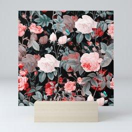 Botanic Floral Mini Art Print