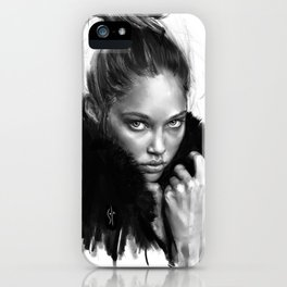 """sketch_01.25.15"" iPhone Case"