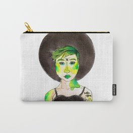 Pisces Babe Carry-All Pouch