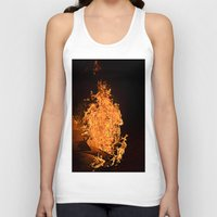 firefly Tank Tops featuring Firefly by Skydre4mer