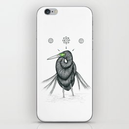 Egret iPhone Skin