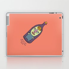 A Drinker Laptop & iPad Skin