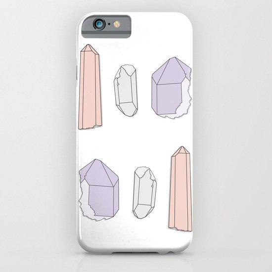 Crystals Trio iPhone & iPod Case