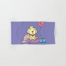 Charlie the Conqueror - Let's celebrate Hand & Bath Towel