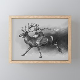 Nivôse Framed Mini Art Print