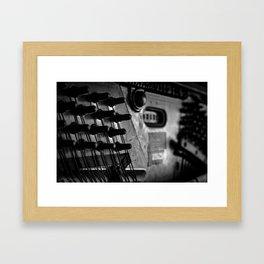 TUNE Framed Art Print