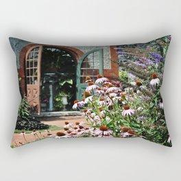 Come Walk With Me..... Rectangular Pillow