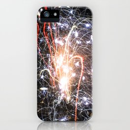Asphalt Freedom iPhone Case