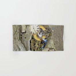 Steampunk letter C Hand & Bath Towel