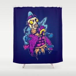 Hodge Shower Curtain