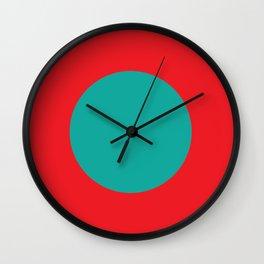 pojnt Wall Clock