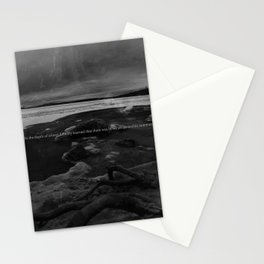 Winter Camus Stationery Cards