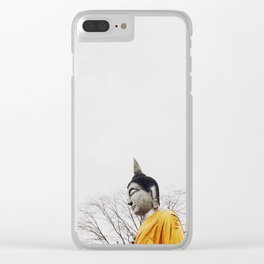 Buddhas Clear iPhone Case