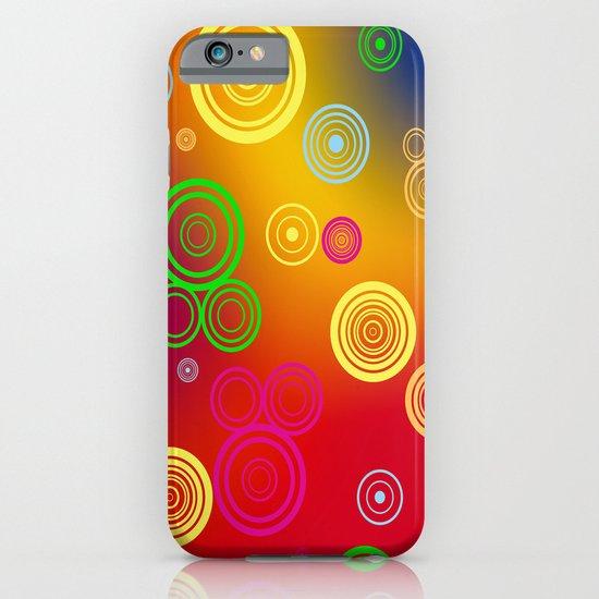 Retro 4 iPhone & iPod Case