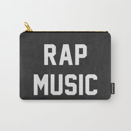 Rap Music Carry-All Pouch