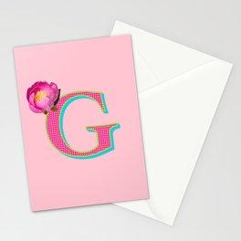 BOLD G Stationery Cards