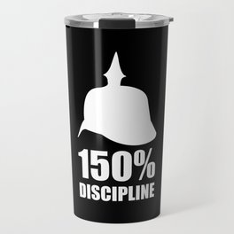 Prussia 150% discipline Travel Mug