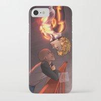 johannathemad iPhone & iPod Cases featuring SaiGenos by JohannaTheMad