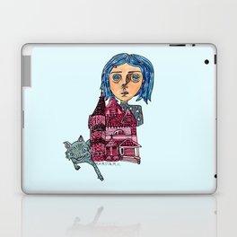 Coraline and Kitty Laptop & iPad Skin