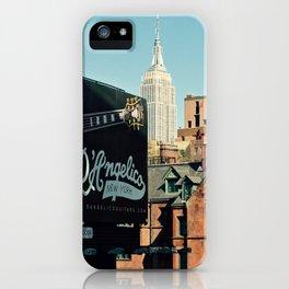 Beautiful New York! iPhone Case