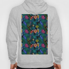 Tropical Birds and Botanicals Hoody